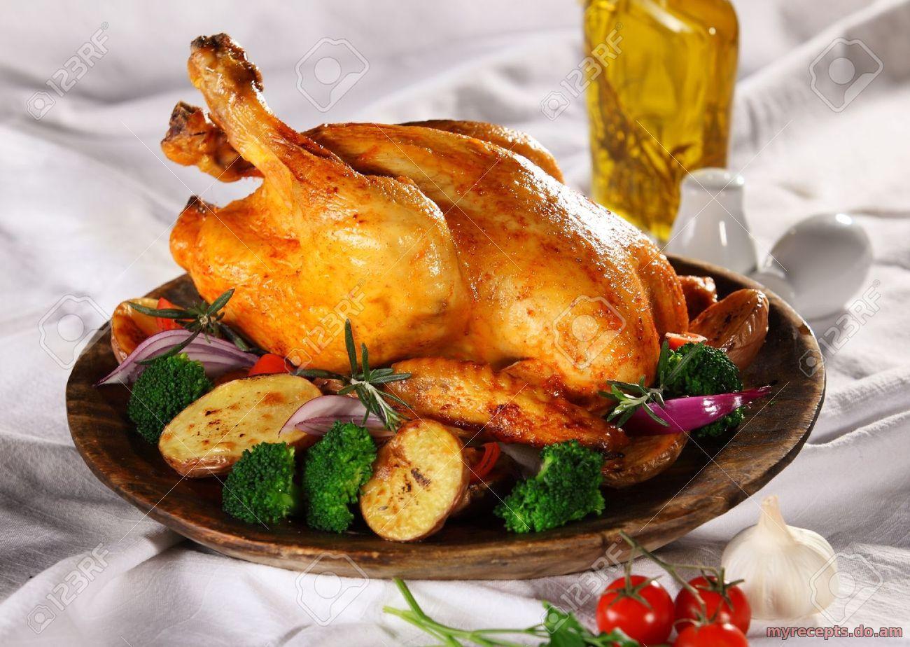 Курица гриль в микроволновке с грилем рецепт